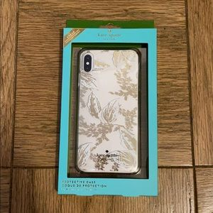 Kate Spade iPhone XS MAX NWT Case